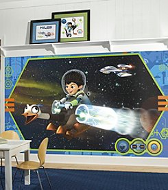 RoomMates Miles From Tomorrowland Wall Mural