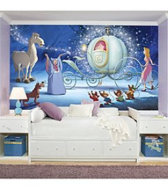 RoomMates Disney® Princess Cinderella Carriage Wall Mural