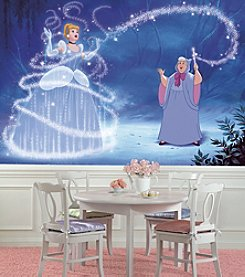 RoomMates Disney® Princess Cinderella Magic Wall Mural