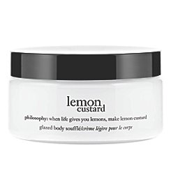 philosophy® Lemon Custard Body Souffle
