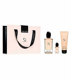 Giorgio Armani® Si Gift Set (A $156.00 Value)