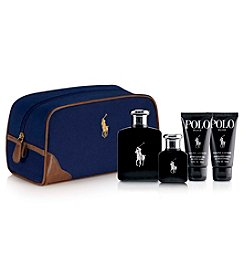 Ralph Lauren® Polo Black Gift Set (A $161 Value)