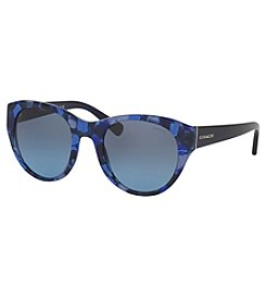 COACH SIMPLY CHIC CAT EYE SUNGLASSES