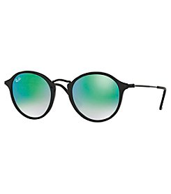 Ray-Ban® Acetate Round Sunglasses