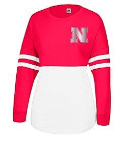 J. America® NCAA® Nebraska Cornhuskers Women's Cheer Tee