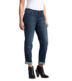 Lee® platinum label Andi Cuffed Boyfriend Jeans