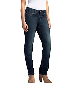 Lee® platinum label Hallie Midrise Straight Leg Jeans