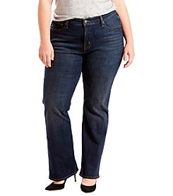 Levi's® Plus Size 415 Relaxed Bootcut Jeans