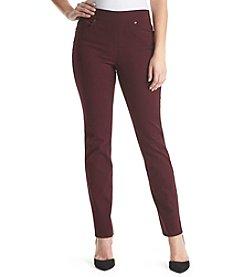 Gloria Vanderbilt® Avery Pull On Straight Leg Jeans