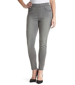 Gloria Vanderbilt® Avery Pull On Slim Leg Jeans