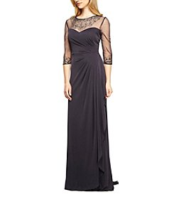 Alex Evenings® Sweetheart Neckline A-Line Dress