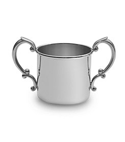 Empire Sterling Double Handle Baby Cup