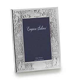 Empire Silver™ Birth Record Baby Frame - 4.75