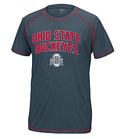 J. America® Boys' 8-20 NCAA® Ohio State University Force Performance Short Sleeve Tee