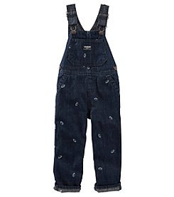 OshKosh B'Gosh® Boys' 2T-4T Football Schiffli Overalls