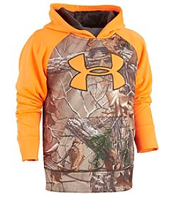 Under Armour® Boys' 4-7 Real Tree Pullover Hoodie