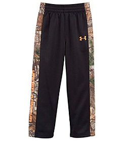 Under Armour® Boys' 4-7 Real Tree Fleece Pants