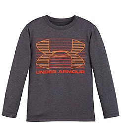 Under Armour® Boys' 4-7 Long Sleeve Elevate Tee