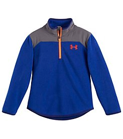 Under Armour® Boys' 4-7 1/4 Zip Pullover
