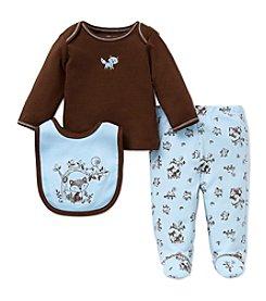 Little Me® Baby Boys 3-Piece Woodland Set