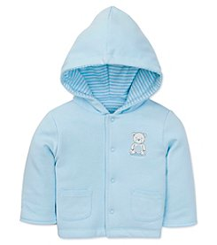 Little Me® Baby Boys Hooded Reversible Jacket