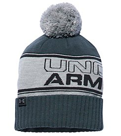 Under Armour® Men's Retro Pom Beanie 2.0