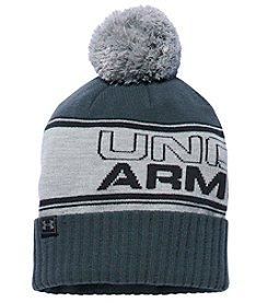 Under Armour® Men's Retro Pom Beanie 2.0
