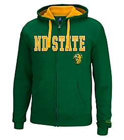 J. America® NCAA® North Dakota State Bisons Men's Hands Down Full Zip Hoodie