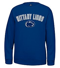 J. America® NCAA® Penn State Nittany Lions Men's Sculler Crew Neck Sweater