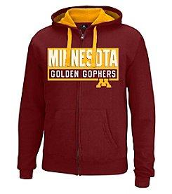 J. America® NCAA® Minnesota Golden Gophers Men's Hands Down Full Zip Hoodie
