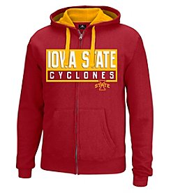 J. America® NCAA® Iowa State Cyclones Men's Hands Down Full Zip Hoodie 2
