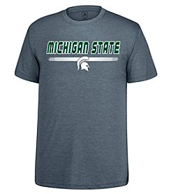 J. America NCAA® Michigan State Spartans Men's Butter Short Sleeve Tee