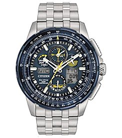Citizen® Men's Eco-Drive Blue Angels Skyhawk Watch