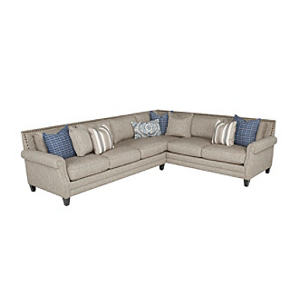 Upc 450100022776 Product Image For Hm Richards Desiree 2 Piece Sectional Sofa Upcitemdb