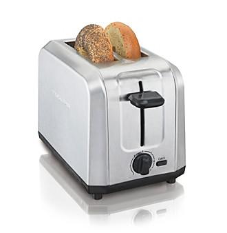 Hamilton Beach® Brushed Stainless Steel 2-Slice Toaster