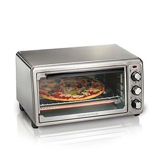 Hamilton Beach® Stainless Steel Toaster Oven