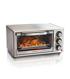Hamilton Beach® Stainless Steel 6-Slice Toaster Oven