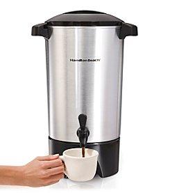 Hamilton Beach® 42-Cup Dispensing Coffee Urn