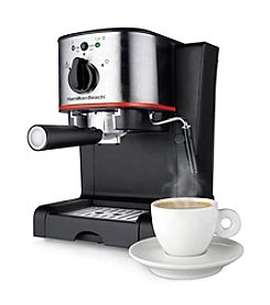 Hamilton Beach® Espresso and Cappuccino Maker