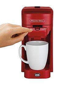 Proctor-Silex® Red Single Serve Coffeemaker