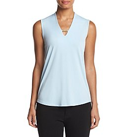 Jones New York® V-Neck Tank Top