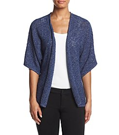 Jones New York® Marled Kimono Cardigan