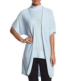 Jones New York® Open Front Cardigan