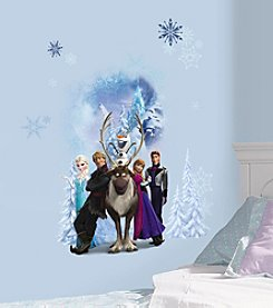 RoomMates Disney® Frozen Character Winter Burst Peel & Stick Wall Decals