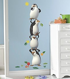 RoomMates Penguins of Madagascar Peel & Stick Giant Wall Decals