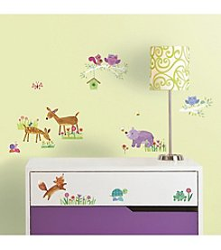 RoomMates Woodland Baby Peel & Stick Wall Decals