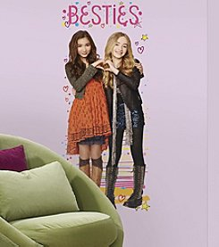 RoomMates Girl Meets World Riley and Maya Peel & Stick Giant Wall Decals