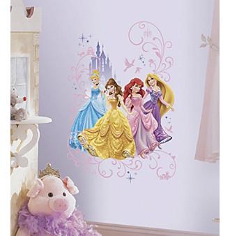 RoomMates Disney® Princess Wall Graphic Peel & Stick Gia