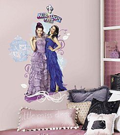 RoomMates Descendants Mal and Evie Peel & Stick Wall Graphic