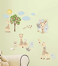 RoomMates Sophie La Giraffe Peel & Stick Wall Decals